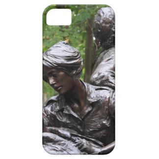Monumento para mujer de Vietnam iPhone 5 Case-Mate Coberturas