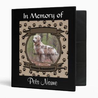 """Monumento para siempre recordado del perro o del carpeta 1"""""""