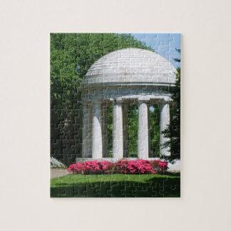 Monumentos del Washington DC Rompecabezas Con Fotos