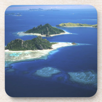 Monuriki, Monu and Yanuya Islands, Mamanuca Beverage Coaster