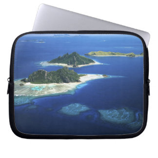 Monuriki, Monu and Yanuya Islands, Mamanuca Laptop Sleeve