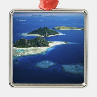 Monuriki, Monu and Yanuya Islands, Mamanuca Metal Ornament
