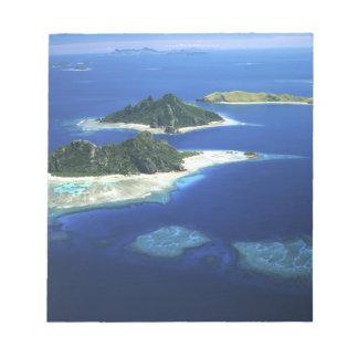 Monuriki, Monu and Yanuya Islands, Mamanuca Notepad
