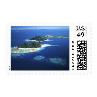 Monuriki, Monu and Yanuya Islands, Mamanuca Postage