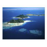 Monuriki, Monu and Yanuya Islands, Mamanuca Postcard