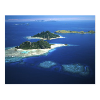 Monuriki, Monu and Yanuya Islands, Mamanuca Postcard