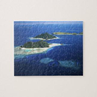 Monuriki, Monu and Yanuya Islands, Mamanuca Puzzle