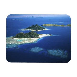 Monuriki, Monu and Yanuya Islands, Mamanuca Rectangular Photo Magnet