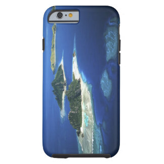 Monuriki, Monu and Yanuya Islands, Mamanuca Tough iPhone 6 Case