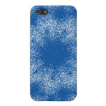 MonYas Blue Case Cover For iPhone 5