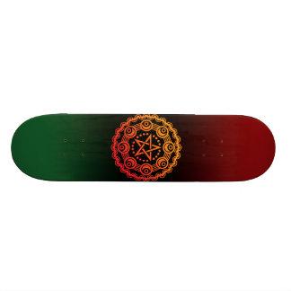 Monyou 7 skateboard deck