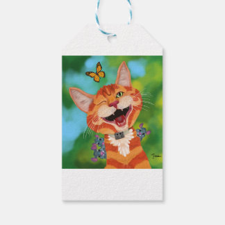 Monzo and Friends Gift Tags
