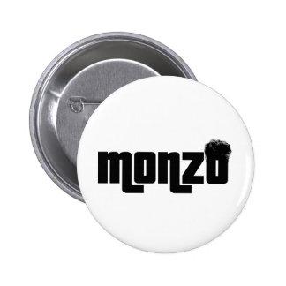 Monzo Pinback Buttons