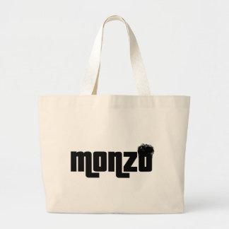 Monzo Large Tote Bag