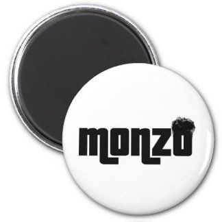 Monzo Magnet