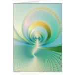Monzón - tarjeta del fractal