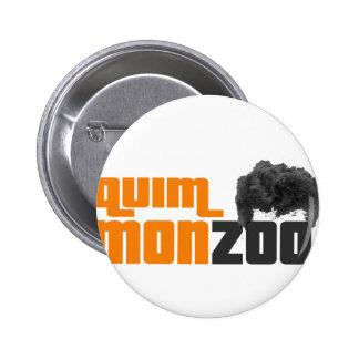Monzoo Pinback Button