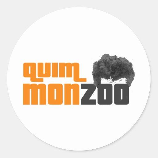 Monzoo Stickers