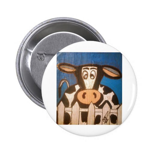 MOO a usted Pins