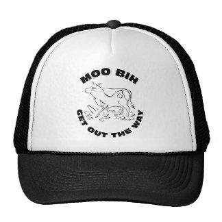 moo bih trucker hat