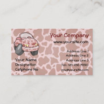 Moo Car Business Card