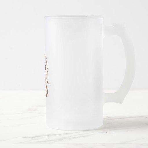 Moo Cow Coffee Mugs