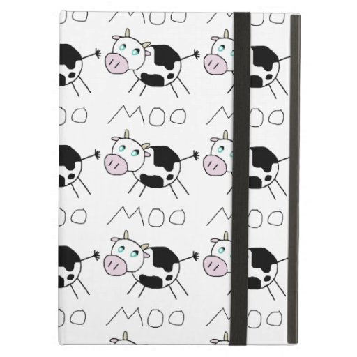 Moo Cow iPad Cases