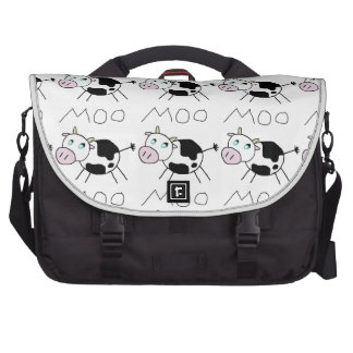 Moo Cow Laptop Commuter Bag