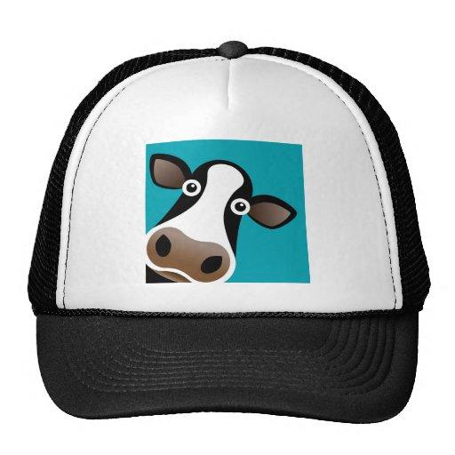 Moo Cow Mesh Hat