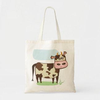 Moo Cow Tote Bag