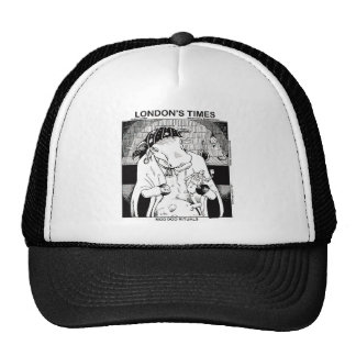 Moo Doo Rituals New Orleans Cow Funny Gifts Trucker Hat