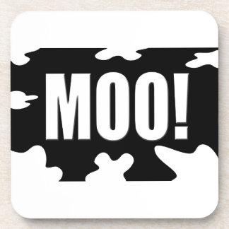 Moo! Drink Coaster