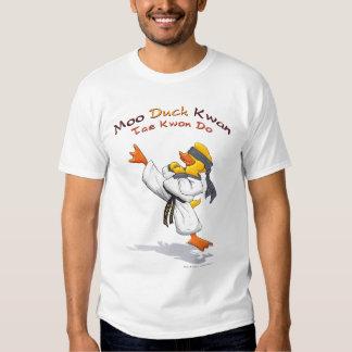 Moo DUCK Kwan Tee Shirt