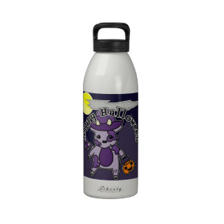 MOO - Halloween Botallas De Agua