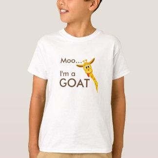 Moo... Im a Goat... Giraffe T-shirt