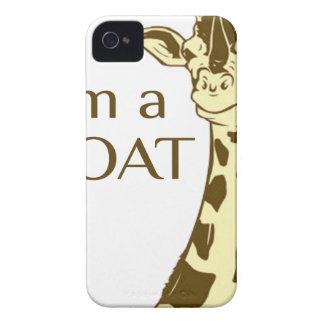 moo im a goat iPhone 4 case