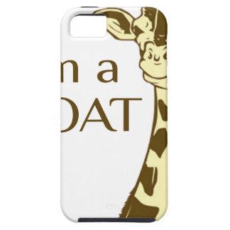 moo im a goat iPhone SE/5/5s case