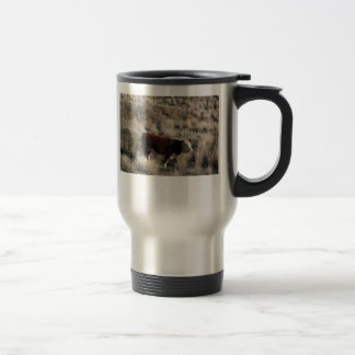 Moo lookin' at me? coffee mug