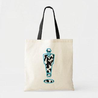 Moo Man Tote Bag