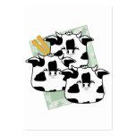 Moo Moo Dumplings Platter Business Card Templates