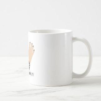 Moo Moo Manicure Coffee Mugs