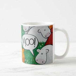 'Moo!' Mug