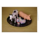 Moo Shoe Pork Cards