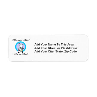 Moo-velous News I'm an Aunt T-shirts and Gifts Label