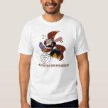 MooBeard: Talk Like a Cow Pirate Day T-Shirt