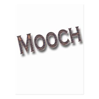 Mooch Postcard