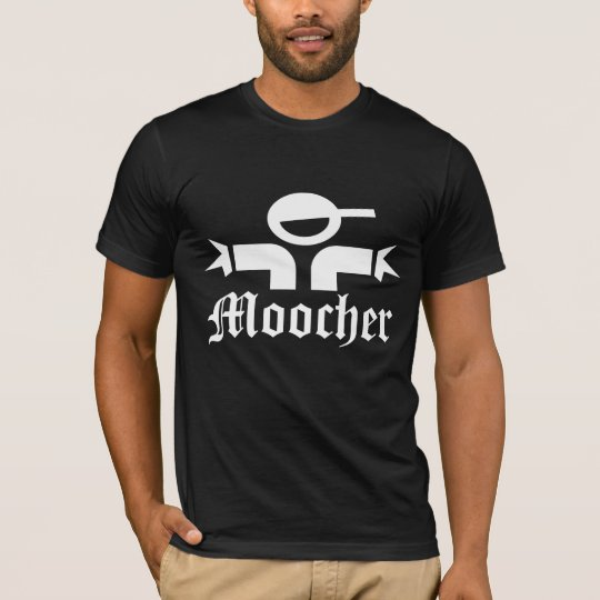 Moocher t-shirt
