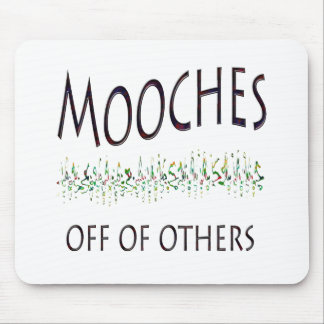 Mooches off of others mouse pad