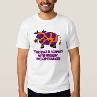 Moocowz! Shirt