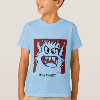 Mood:  CRANKY Cute Monster T-Shirt